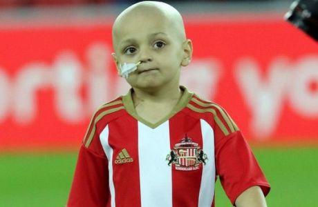 ΖΩΝΤΑΝΗ η ελπίδα: 700.000 λίρες για τον 5χρονο γενναίο φαν της Σάντερλαντ