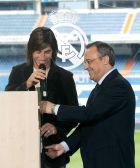 Η επίσημη παρουσίαση του Σέρχιο Ράμος από τη Ρεάλ Μαδρίτης (8/9/2005).