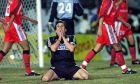 Ο Σπύρος Μαραγκός στον πρώτο αγώνα που έδωσαν ποτέ ΠΑΟΚ και Μπενφίκα