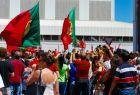 Υποδοχή... ηρώων στην αποστολή της Πορτογαλίας