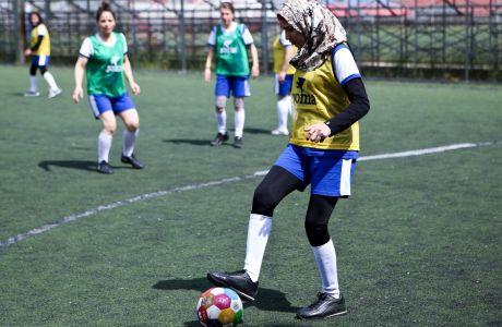 Η Hestia FC είναι η γυναικεία Dream Team της Ελλάδας