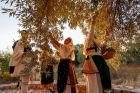 Συμβολική εκδήλωση στον αρχαίο οικισμό του χωριού Αρτεμισίου, όπου βρίσκεται η Μαυροελιά του Αρτεμισίου