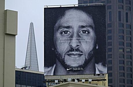 Ο Κάπερνικ χάρισε ένα Emmy στη Nike