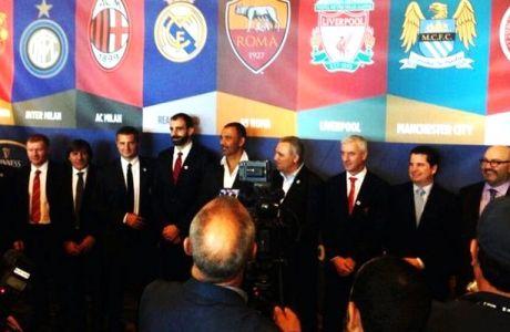 Ανακοίνωσε επίσημα τη συμμετοχή του στο Ιnternational Champions Cup
