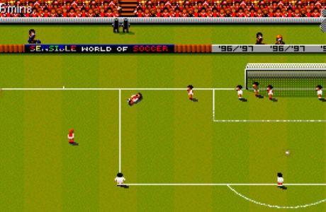 Sensible Soccer: Εκεί που οι παίκτες δεν στρίβουν