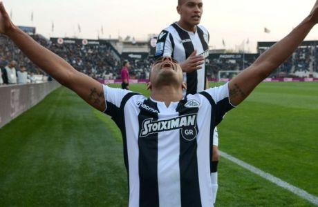 ΠΑΟΚ - Αστέρας Τρίπολης 2-0: Όταν ο Μάτος ντύθηκε... Μαραντόνα