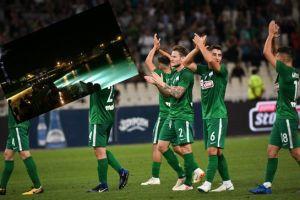Στου Σταθοκωστόπουλου συνέφαγαν Δώνης και ποδοσφαιριστές!