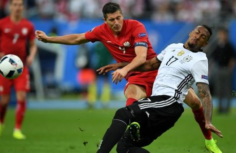 Γερμανία - Πολωνία 0-0