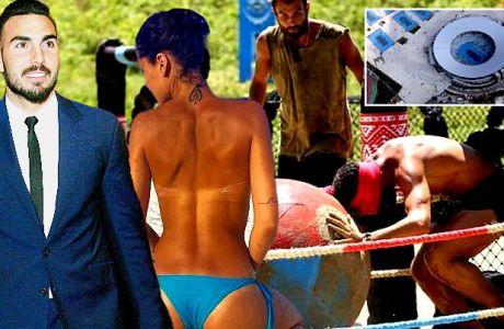 "H τρομερή αποκάλυψη για τη συνέχεια του Survivor, ο ""αλήτης"" Ρομπέρτο και το γήπεδο της ΑΕΚ"