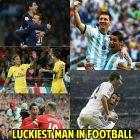 Ο Ντι Μαρία είναι ο πιο τυχερός ποδοσφαιριστής του κόσμου