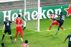 Ίσως το πιο ιστορικό γκολ του Φουστέρ με τη φανέλα του Ολυμπιακού, εναντίον της Μάλμε για τους ομίλους του Champions League (9/12/2014).