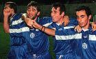 Μία από τις 8 ισοπαλίες του Εθνική τη σεζόν 1998-99 ήταν το 0-0 με τον Παναθηναϊκό στο παλιό Καραϊσκάκη
