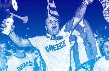 Η πιο τρελή ιστορία που έχεις ακούσει για το Euro 2004