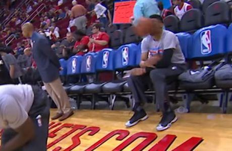 Τα κορυφαία bloopers του NBA