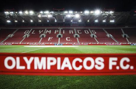 Super League / Ολυμπιακός - Πανιώνιος / / (Φωτογραφία: Μάρκος Χουζούρης / Eurokinissi)