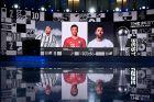 Στιγμιότυπο από το πλατό της τελετής των βραβείων The Best 2020 της FIFA, Ζυρίχη | Πέμπτη 17 Δεκεμβρίου 2020