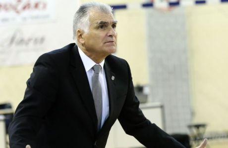"""Μαρκόπουλος: """"Ο Δέδας βάζει 25/25 τρίποντα"""""""