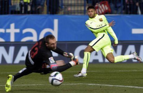 Τα γκολ στο ματς Ατλέτικο-Μπαρτσελόνα (VIDEOS)