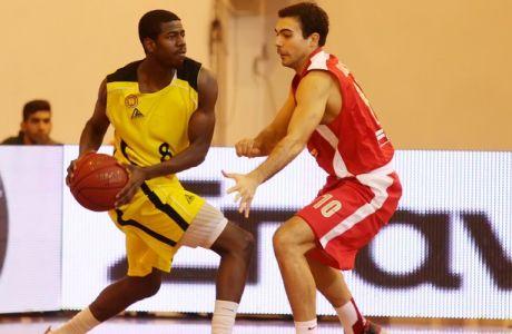 Ηλυσιακός - Ολυμπιακός 54-85