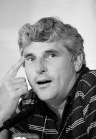 Ο προπονητής της ολυμπιακής ομάδας των ΗΠΑ, Μπόμπι Νάιτ, το 1984