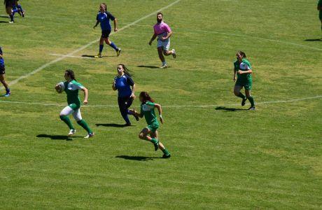 "Athens Spartans Rugby Girls - Χτίζοντας την θηλυκή δύναμη της ομάδας των ""Σπαρτιατών"""