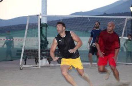 Εντυπωσιακός Aγώνας Beach Soccer στην Ιτέα Φωκίδας με βραζιλιάνικο χρώμα! (vid)