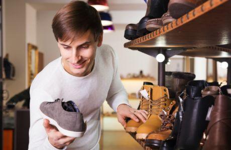 -70% σε όλα τα ανδρικά παπούτσια μέχρι 10 Νοεμβρίου
