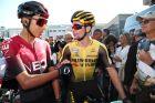 Έγαν Μπερνάλ και Πρίμος Ρόγκλιτς, τα δυο μεγάλα φαβορί του φετινού Tour de France.