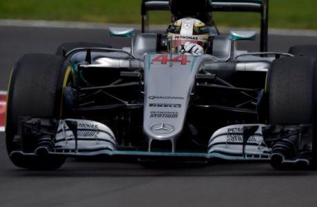 GP Μεξικού: Νίκησε και ελπίζει για τον τίτλο ο Hamilton