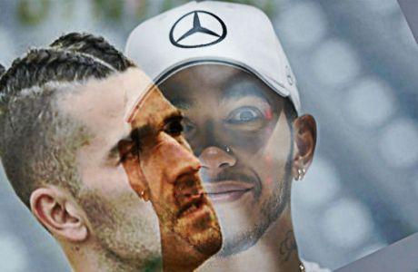 """Σταρ της F1 """"αντιγράφει"""" τον Λιβάγια"""