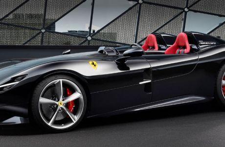 Η Ferrari Monza SP2