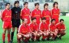 Η αρχικού ενδεκάδα του Αθηναϊκού στον πρώτο τελικό του Κυπέλλου με τον Παναθηναϊκό