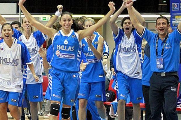 Αποτέλεσμα εικόνας για εθνικη μπασκετ γυναικων