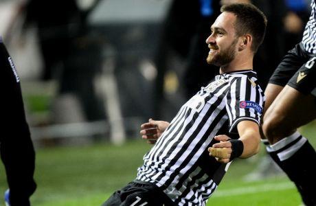 Ο Άντριγια Ζίβκοβιτς με δύο γκολ και μια ασίστ οδήγησε τον ΠΑΟΚ στη νίκη-θρίαμβο με σκορ 4-1 επί της Αϊντχόφεν στην Τούμπα, για την 3η αγ. των ομίλων του Europa League | 05/11/2020