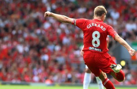 Τζέραρντ: Ο πιο πιστός Άγγλος της Premier League