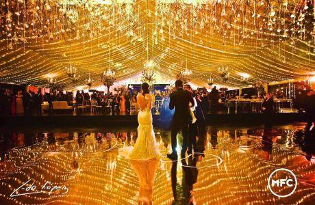 """Ο """"χρυσός"""" γάμος του Τζόελ Κάμπελ που συζητήθηκε"""