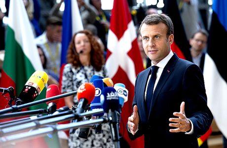Σύνοδος Κορυφής των ηγετών των κρατών μελών της Ευρωπαίκής Ένωσης την Πέμπτη 28 Ιουνίου 2018, στις Βρυξέλλες. (EUROKINISSI/ΕΥΡΩΠΑΪΚΗ ΕΝΩΣΗ)