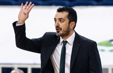 Ο Γιώργος Βόβορας δεν στέριωσε σαν πρώτος προπονητής του Παναθηναϊκού