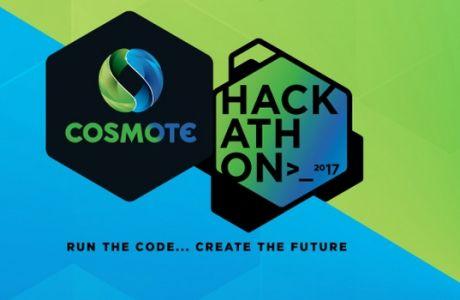 Διαγωνισμός καινοτομίας, COSMOTE HACKATHON