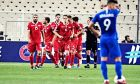 ΠΡΟΚΡΙΜΑΤΙΚΑ EURO 2020 / ΕΛΛΑΔΑ - ΛΙΧΤΕΝΣΤΑΙΝ (ΦΩΤΟΓΡΑΦΙΑ: ΑΝΤΩΝΗΣ ΝΙΚΟΛΟΠΟΥΛΟΣ / EUROKINISSI)