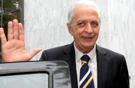 """Ο """"Mr. Manos"""" -και τυπικά- ο 40ος πρόεδρος του ΠΑΟ!"""
