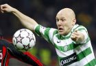 Celtic's Danish midfielder Thomas Gravesen in action during a Champions League, first knockout round, second leg soccer match between AC Milan and Celtic, at the San Siro stadium in Milan, Italy, Wednesday, March 7, 2007. (AP Photo/Alberto Pellaschiar)