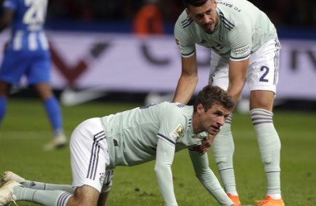 Η Bayern δεν μπορεί να σκοράρει -αλλά δεν θα τα βάψει και μαύρα