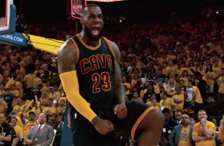 H απίστευτη ταινία του 2ου τελικού στο NBA