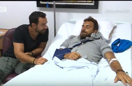 Οι εικόνες των τραυματισμένων Μαχητών από το νοσοκομείο