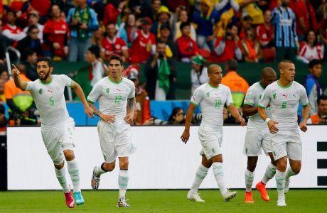 Εντυπωσιακό το 4ο γκολ της Αλγερίας