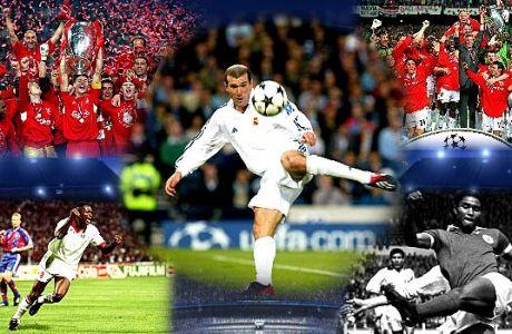 Οι 5 αξέχαστοι τελικοί του Champions League