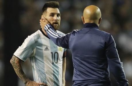 Με... ψίχουλα γλίτωσε η Ομοσπονδία της Αργεντινής από τον Σαμπάολι