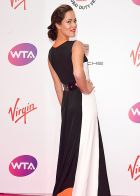 LONDON, ENGLAND - JUNE 19:  Ana Ivanovic attends the WTA Pre-Wimbledon party at Kensington Roof Gardens on June 19, 2014 in London, England.  (Photo by Karwai Tang/WireImage)