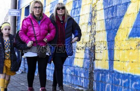 Ελεύθερη είσοδος για τις γυναίκες στο Αστέρας - ΑΕΚ